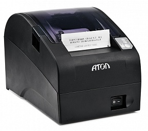ККТ АТОЛ FPrint-22ПТК. Белый. Без ФН/ЕНВД. RS+USB+Ethernet